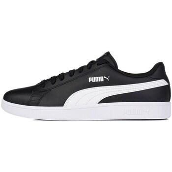 Zapatos Hombre Zapatillas bajas Puma Smash V2 L Negro