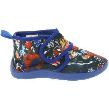 Zapatos Niño Pantuflas Spiderman S20184D Azul