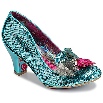 Zapatos Mujer Zapatos de tacón Irregular Choice CARIAD Azul