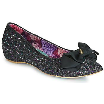 Zapatos Mujer Bailarinas-manoletinas Irregular Choice MINT SLICE Negro