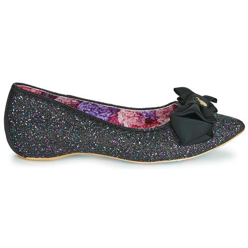 Mujer Irregular Mint manoletinas Choice Bailarinas Negro Zapatos Slice FTcuJ5K1l3