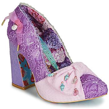 Zapatos Mujer Zapatos de tacón Irregular Choice TI AMO Violeta