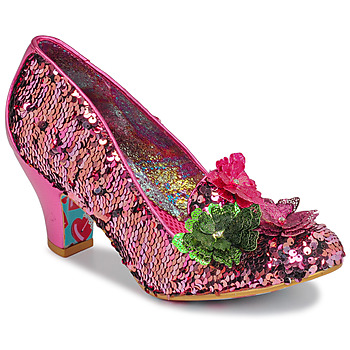 Zapatos Mujer Zapatos de tacón Irregular Choice CARIAD Rosa
