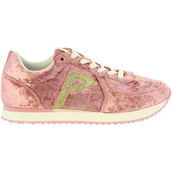 Zapatos Niña Zapatillas bajas Pepe jeans PGS30361 SYDNEY Rosa