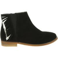 Zapatos Niña Botas urbanas Pepe jeans PGS50127 NELLY Negro