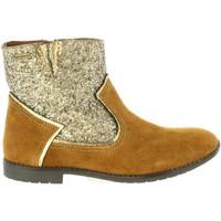 Zapatos Niña Botas urbanas Pepe jeans PGS50122 ANNI Marrón