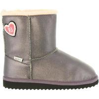 Zapatos Niña Botas de nieve Pepe jeans PGS50133 ANGEL Morado