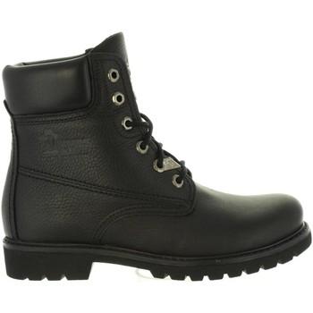 Zapatos Mujer Botas de caña baja Panama Jack PANAMA 03 B78 Negro