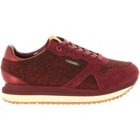 Zapatos Mujer Zapatillas bajas Pepe jeans PLS30788 ZION Rojo