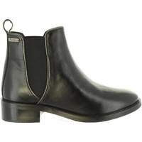Zapatos Mujer Botines Pepe jeans PLS50332 DEVON Negro