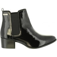 Zapatos Mujer Botines Pepe jeans PLS50311 WATERLOO Negro