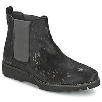 Zapatos Mujer Botas de caña baja Maruti PASSION Negro