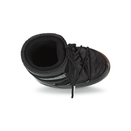 Nieve Botas Glance Negro Mujer Boot Zapatos Moon De 6vYbf7yg