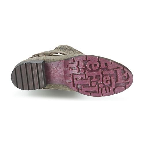 Rarsa Zapatos Felmini De Caña Marrón Baja Mujer Botas w8mNn0v