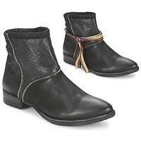 Zapatos Mujer Botas de caña baja Felmini RYO Negro