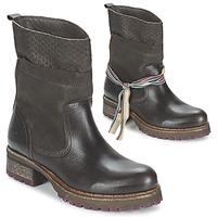 Zapatos Mujer Botas de caña baja Felmini CLARA Marrón