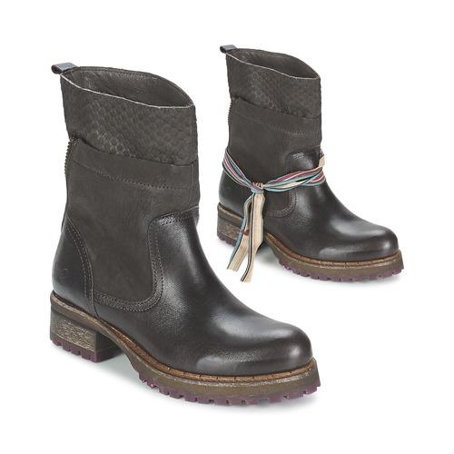 Felmini CLARA Marrón promoción - Envío gratis Nueva promoción Marrón - Zapatos Botas de caña baja Mujer 135,92 ddc4ee