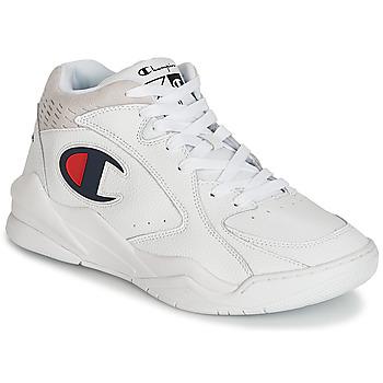 Zapatos Hombre Zapatillas altas Champion ZONE MID Blanco