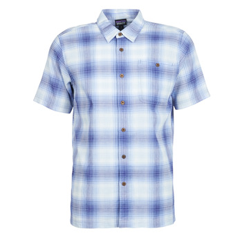 textil Hombre camisas manga corta Patagonia A/C Shirt Azul