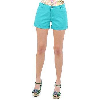 textil Mujer Shorts / Bermudas Vero Moda RIDER 634 DENIM SHORTS - MIX Turquesa