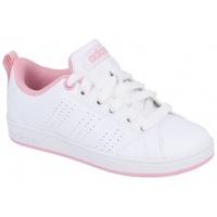 Zapatos Niños Zapatillas bajas adidas Originals VS Advantage CL K Pink