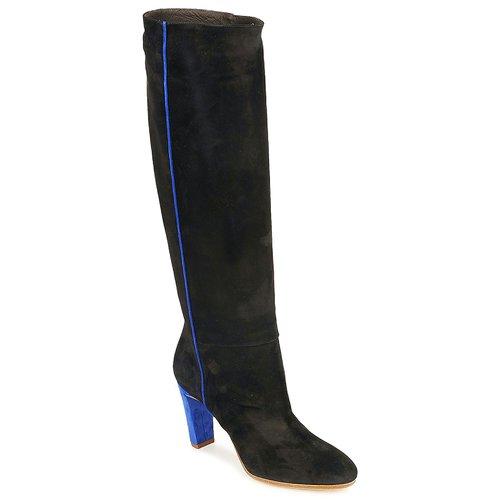 Cómodo y bien parecido Zapatos especiales Michel Perry 13184 Negro