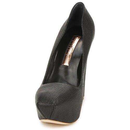 Negro De Tacón Gabor Zapatos Rupert Sanderson Mujer xdBeWorC