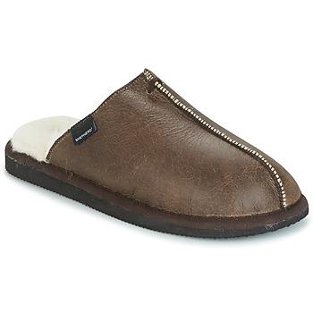 Zapatos Hombre Pantuflas Shepherd HUGO Marrón