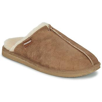 Zapatos Hombre Pantuflas Shepherd HUGO Camel