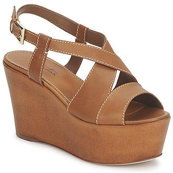 Zapatos Mujer Sandalias Sebastian S5270 Nude