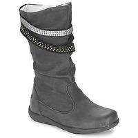 Zapatos Niña Botas urbanas Primigi CHARLIZE Negro