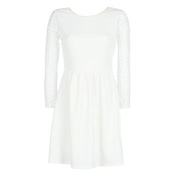 textil Mujer Vestidos cortos Betty London J. LOUISE Blanco