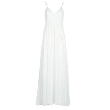 textil Mujer vestidos largos Betty London VICTOIRE Blanco