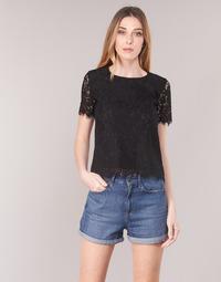 textil Mujer Tops / Blusas Moony Mood KEMI Negro
