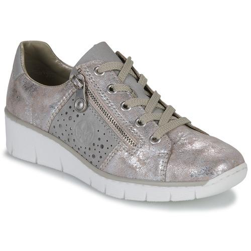 Rieker Riktus Oro Mujer Zapatos Zapatillas Bajas hQdCrsxt