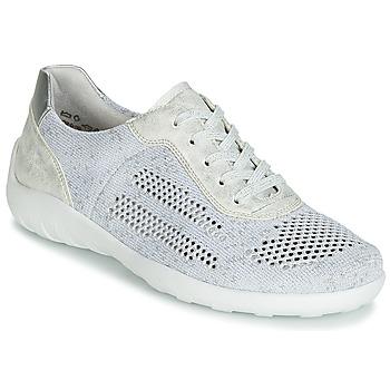 Zapatos Mujer Zapatillas bajas Remonte Dorndorf ZERBA Plata