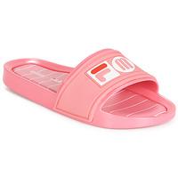 Zapatos Mujer Chanclas Melissa SLIDE + FILA Rosa