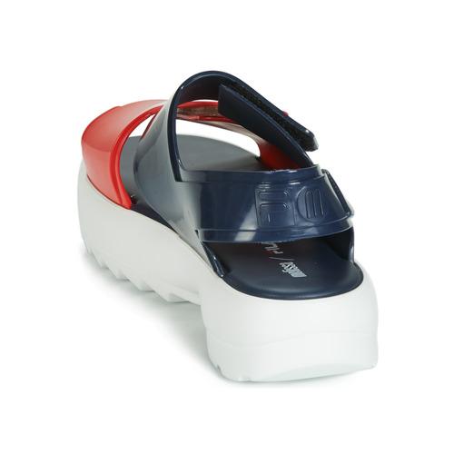 Melissa SandalFila Mujer Blanco MarinoRojo Sandalias Zapatos OPkTZuXi