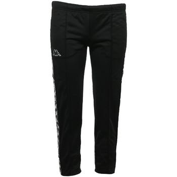 textil Mujer Pantalones de chándal Kappa Banda Adev Slim Negro