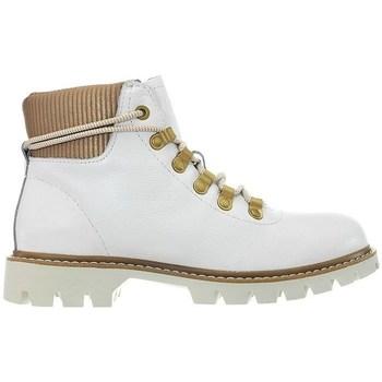 Zapatos Mujer Botas de caña baja Caterpillar Handshake W Blanco, Beige