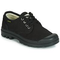 Zapatos Zapatillas bajas Palladium PAMPA OX ORIGINALE Negro