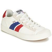 Zapatos Zapatillas bajas Palladium PALLAPHOENIX FLAME C Blanco