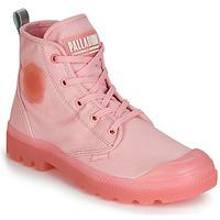 Zapatos Mujer Botas de caña baja Palladium PAMPALICIOUS Rosa
