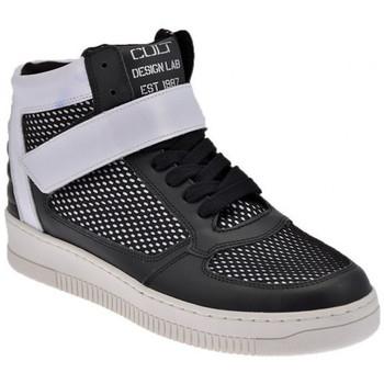 Zapatos Hombre Zapatillas altas Cult  Negro