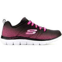 Zapatos Niños Zapatillas bajas Skechers Skech Appeal 2.0 81662L-BKHP negro, rosado