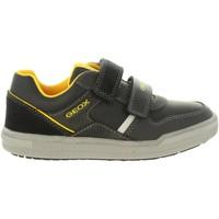Zapatos Niño Zapatillas bajas Geox J844AC 05422 J ARZACH Negro