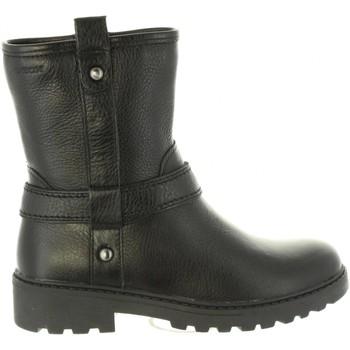 Zapatos Niña Botas Geox J6420A 00046 J CASEY Negro