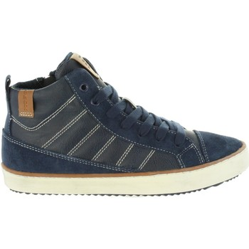 Zapatos Niño Zapatillas altas Geox J842CB 05422 J ALONISSO Azul