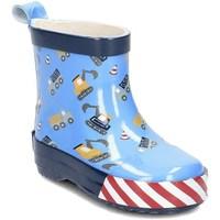 Zapatos Niños Botas de agua Playshoes 18034817 Azul