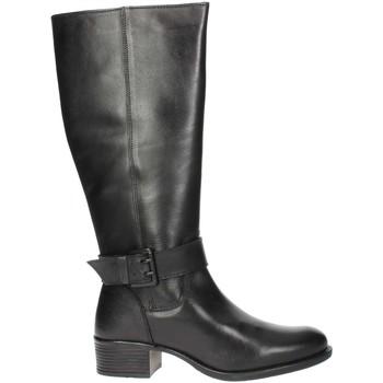Zapatos Mujer Botas urbanas Novaflex ABETONE 001 Negro